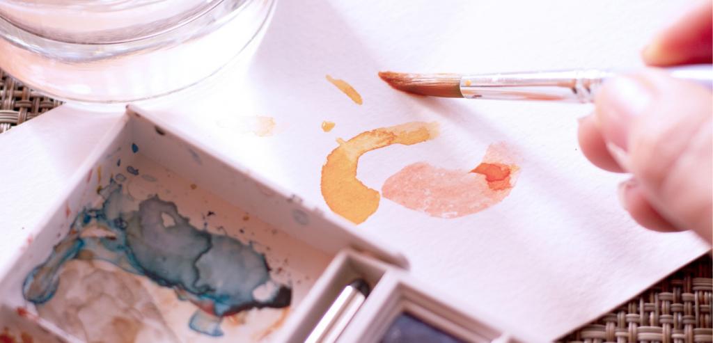 Princípios Básicos da Pintura a Aguarela
