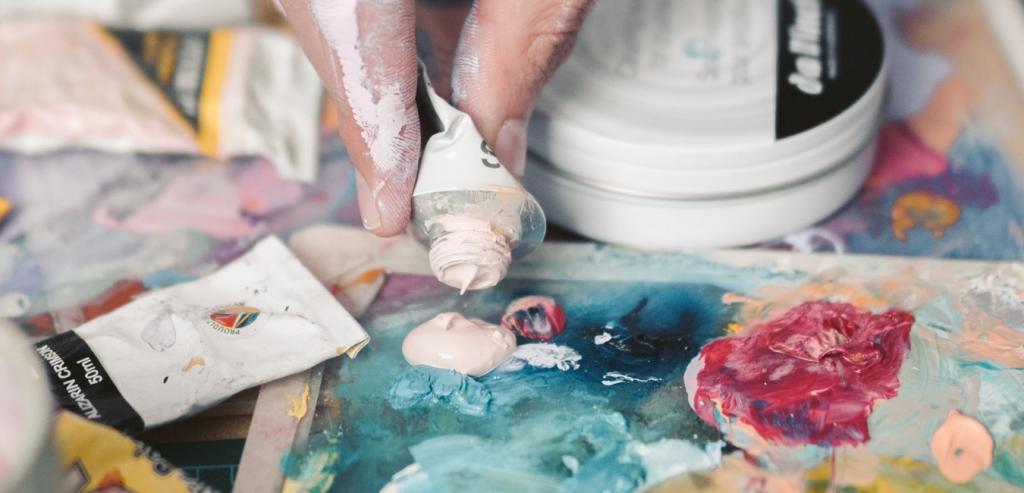 6 primeiros passos para iniciar na pintura a óleo